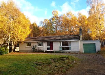 Thumbnail 4 bed bungalow for sale in Insh, Kingussie