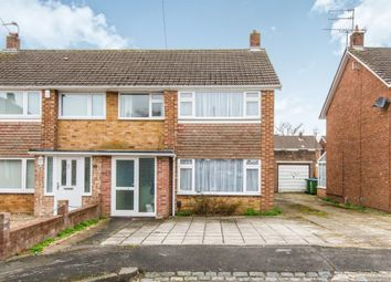Thumbnail 3 bedroom semi-detached house for sale in Rylandes Court, Southampton