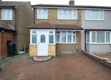 Thumbnail 3 bedroom end terrace house for sale in Ford Lane, Rainham