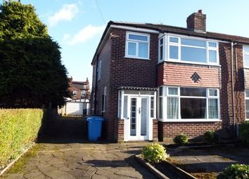 Thumbnail 3 bed semi-detached house to rent in Hawthorn Avenue, Timperley, Altrincham