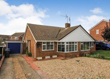 Thumbnail 2 bed semi-detached bungalow for sale in Sandpiper Road, Seasalter, Whitstable