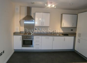 Thumbnail 2 bed flat to rent in Cambria House, The New Rodney Parade, Newport, Gwent.