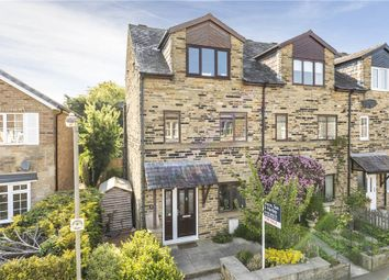 Thumbnail 3 bed end terrace house for sale in Grangefield Avenue, Burley In Wharfedale, Ilkley, West Yorkshire