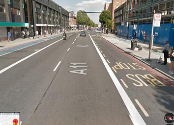 Thumbnail Office to let in Whitechapel Road, Whitechapel, Aldgate East