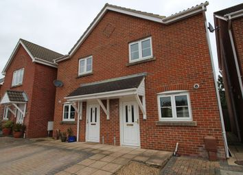 Thumbnail 2 bedroom terraced house to rent in Blackmans Way, Bishops Waltham