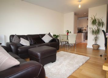 Thumbnail 2 bed flat for sale in Hammonds Drive, Peterborough