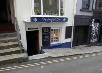 Thumbnail Restaurant/cafe for sale in The Seafood Bar, Quay Street, Falmouth