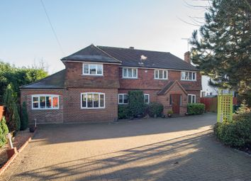 Thumbnail 6 bed detached house for sale in Epsom Road, Ewell