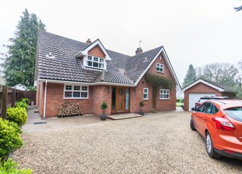 Thumbnail 4 bedroom detached house for sale in Tidenham Chase, Chepstow