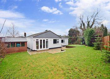Thumbnail 3 bed detached bungalow for sale in Little Bridges Close, Southwater, West Sussex