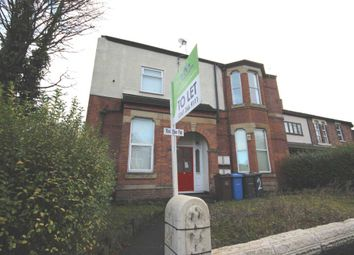 Thumbnail 1 bed flat to rent in Wellington Road, Eccles, Manchester
