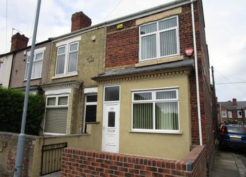 Thumbnail 3 bed end terrace house to rent in Badsley Moor Lane, Clifton