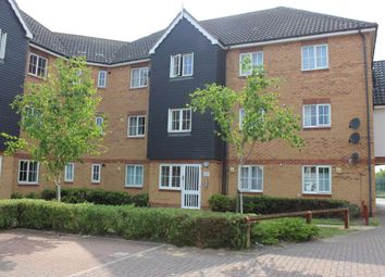 Thumbnail 2 bedroom flat for sale in Waterside Close, London