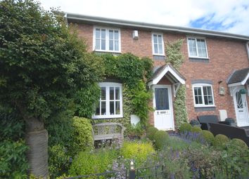 Thumbnail 3 bed end terrace house to rent in Waterside Drive, Market Drayton