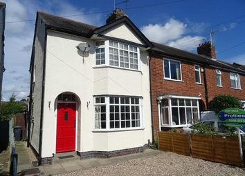 Thumbnail 2 bed terraced house for sale in Forest Road, Hinckley