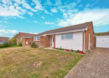 Thumbnail 2 bedroom detached bungalow for sale in Gleneagles Close, Bishopstone, Seaford