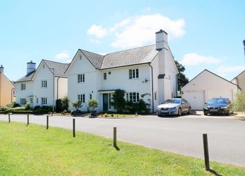 Thumbnail 4 bed detached house for sale in The Heights, Tavistock