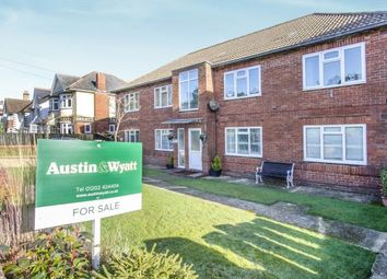 Thumbnail 2 bed flat for sale in 2A Harewood Avenue, Bournemouth, Dorset