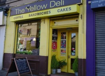 Thumbnail Retail premises for sale in Brougham Street, Edinburgh