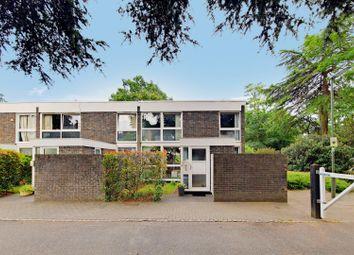 Thumbnail 4 bed end terrace house for sale in Brackley, Weybridge