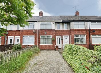 Thumbnail 3 bed town house for sale in Wold Road, Hull