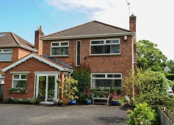 Thumbnail 4 bed detached house for sale in Old Holywood Road, Belfast