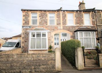 Thumbnail 2 bed end terrace house for sale in Triangle East, Bath
