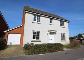 Thumbnail 4 bedroom detached house to rent in Roundhouse Crescent, Peacehaven