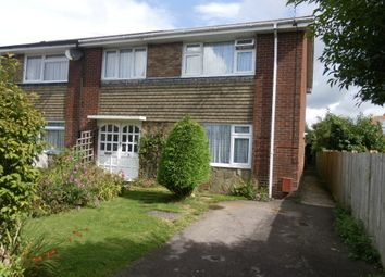 Thumbnail 3 bedroom end terrace house for sale in Roman Grove, Portchester
