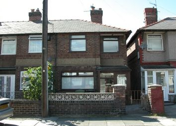 Thumbnail 3 bed terraced house to rent in Cookson Road, Seaforth, Liverpool