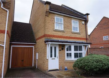 Thumbnail 3 bed link-detached house for sale in Alfriston Grove, West Malling