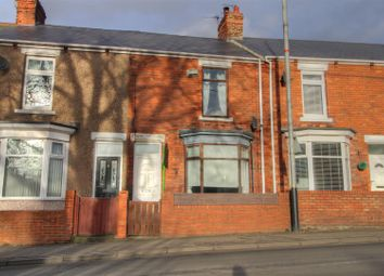 Thumbnail 2 bed terraced house for sale in South Crescent, Fencehouses, Houghton Le Spring