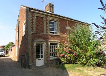 Thumbnail 2 bedroom semi-detached house for sale in Field Stile Road, Southwold, Suffolk