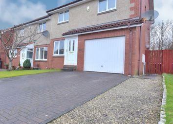 Thumbnail 3 bed semi-detached house for sale in 24 Fulmar Brae, Livingston