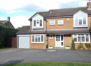 Nightingale Avenue, West Horsley, Leatherhead KT24. 4 bed detached house