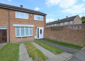 Thumbnail 3 bed end terrace house for sale in Tithe Farm Road, Houghton Regis, Dunstable