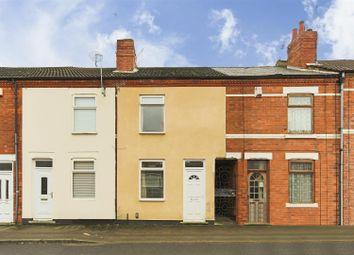 Thumbnail 2 bed terraced house for sale in Henry Street, Hucknall, Nottinghamshire