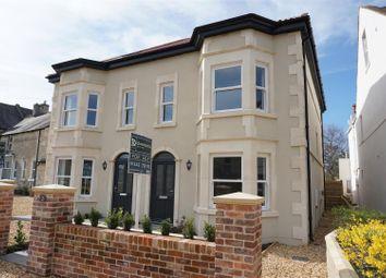 Thumbnail 4 bedroom semi-detached house for sale in Bradford Road, Trowbridge