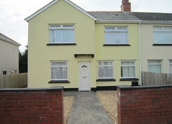 Thumbnail 3 bed semi-detached house for sale in Coed-Y-Moeth Road, Aberbargoed