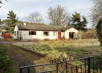 Thumbnail 5 bed detached bungalow for sale in Daviot, Inverness-Shire