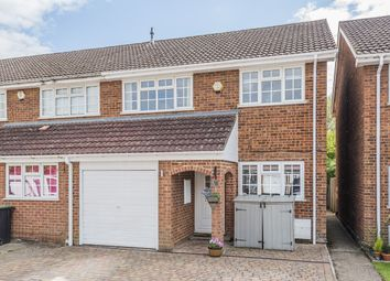 Thumbnail 3 bed end terrace house for sale in Newlands Road, Westoning