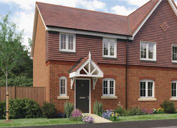 "Thumbnail 3 bed semi-detached house for sale in ""Beeley"" at Oteley Road, Shrewsbury"