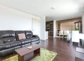 Thumbnail 2 bed flat for sale in Central Apartments, 455 High Road, Wembley