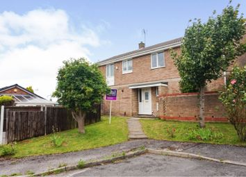 Thumbnail 3 bed detached bungalow for sale in Harthill Drive, Mansfield