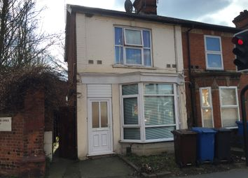 Thumbnail 1 bed flat to rent in Bramford Road, Ipswich