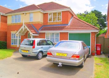 Thumbnail 4 bed detached house to rent in Hurworth Avenue, Langley, Berkshire