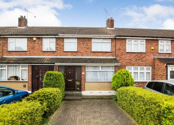 Thumbnail 3 bed terraced house for sale in Frinton Road, Collier Row, Romford