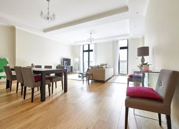 Thumbnail 3 bed flat for sale in Forum Magnum Square, Waterloo, London