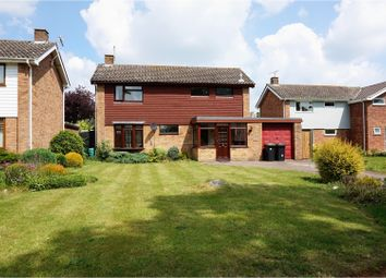 Thumbnail 4 bedroom detached house for sale in Castleton Way, Eye