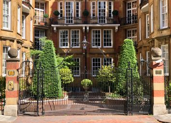 Thumbnail 4 bed flat for sale in Palace Court, London